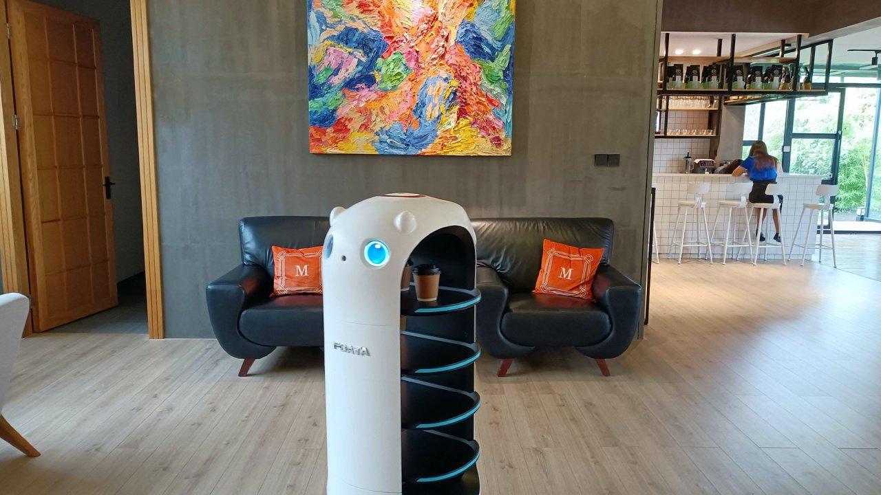 A robotização vai chegar à hotelaria, mas não em todas as áreas