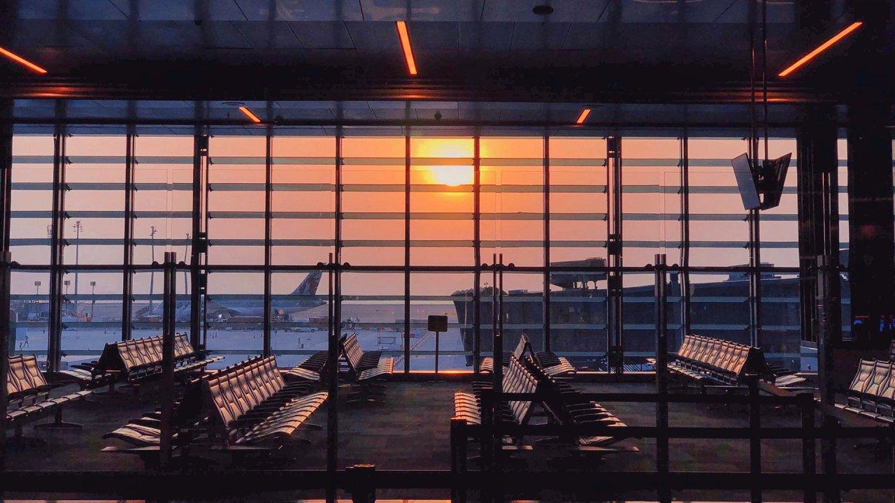 Procura de Viagens Aéreas ainda é 67% inferior à de 2019