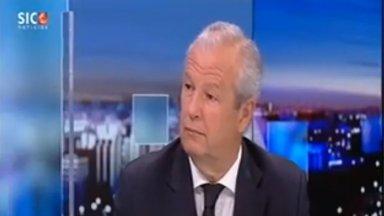 Francisco Calheiros em entrevista à SIC: os Turistas Britânicos, a TAP e as greves do SEF