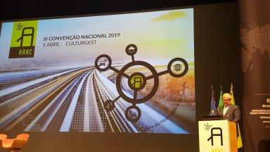 III Convenção Nacional da ARAC – Lisboa