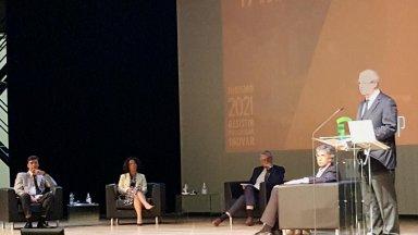 XVII Congresso Nacional da ADHP | Discurso do Presidente Francisco Calheiros