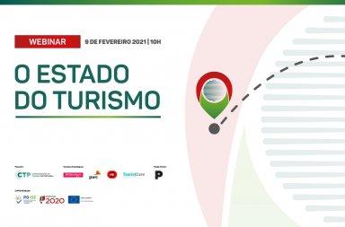 Webinar CTP: O Estado do Turismo